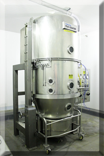 Vector Fluid Bed Dryer